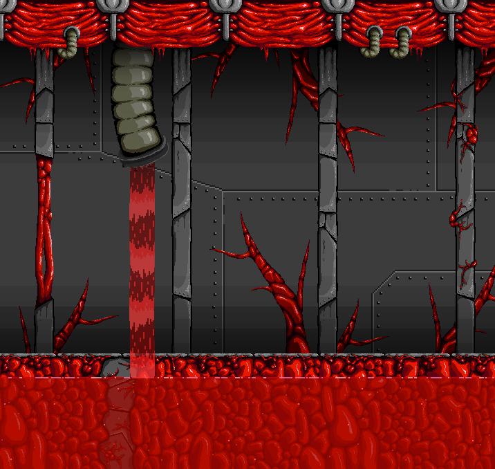 Wurm Insides Concept